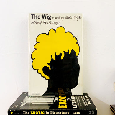 The Wig by Charles Wright