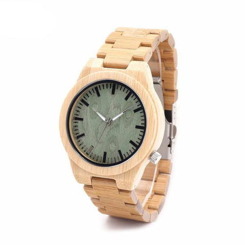 Amsterdam - Bamboo Watches