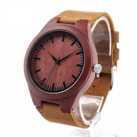 California - Bamboo Watches