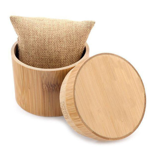 Gift Box Round - Bamboo Watches