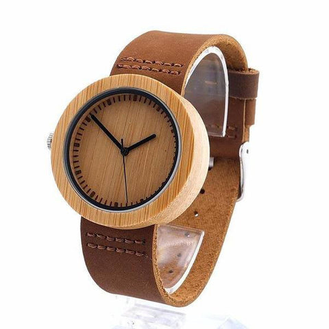 Madrid - Bamboo Watches