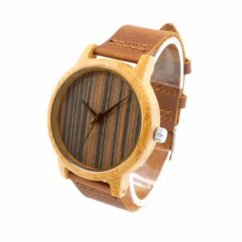 Edinburgh - Bamboo Watches