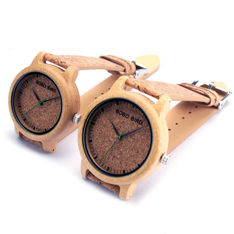 Lisbon - Bamboo Watches