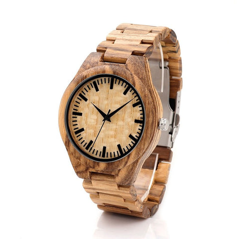 Athens - Bamboo Watches