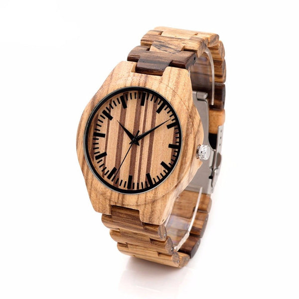 Prague - Bamboo Watches