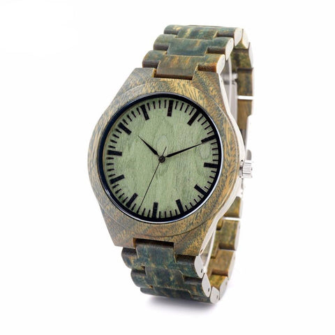 Rome - Bamboo Watches