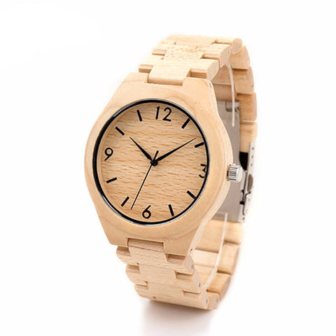 Bern - Bamboo Watches