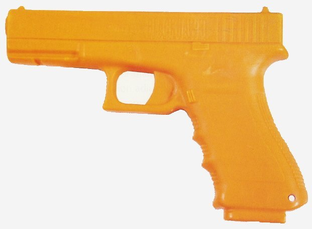 BLACKHAWK LE DEMO GUN GLOCK 17 SAFETY ORANGE