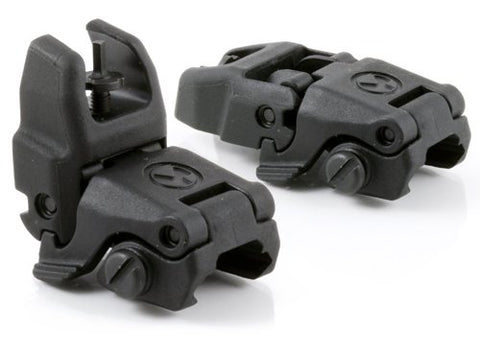 MBUS FRONT SIGHT GEN 2 BLK