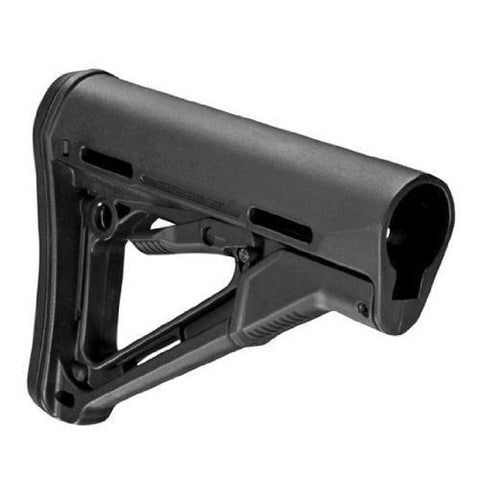 MAGPUL CTR CARBINE (COMMERCIAL) STOCK BLACK