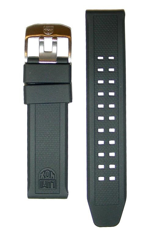 LUMINOX   Rubber Strap 22mm for 7050 Series
