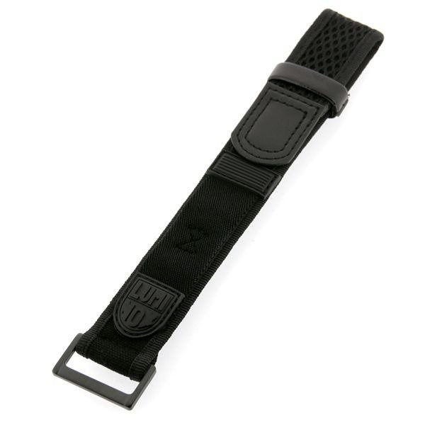 LUMINOX STRAP, NYLON Black Out