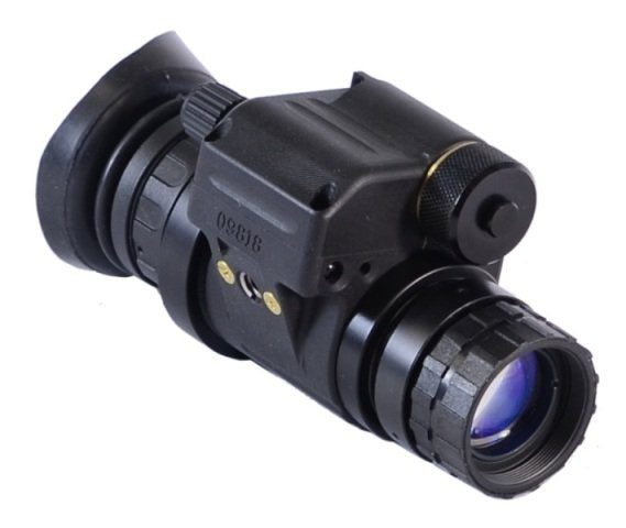 General Starlight PBS-14 Gen. 2+ Night Vision Monocular, FOM 1000-1250