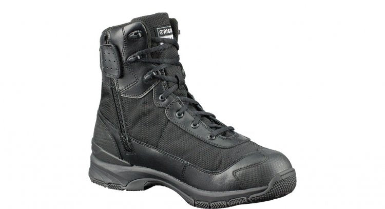 Original SWAT H.A.W.K  Waterproof Side Zip Tactical Boot