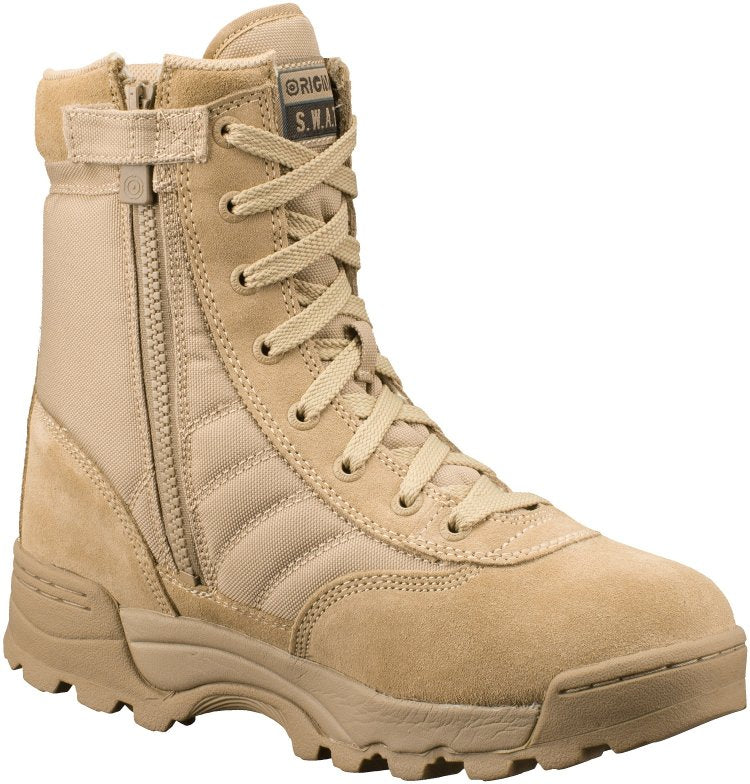 Original SWAT 1152 Side Zip Tan
