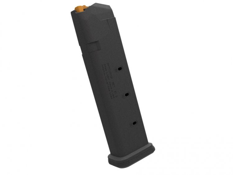 MAGPUL PMAG21 GL9 21 Round(pinned to 10) Pistol Mag for Glock 9mm