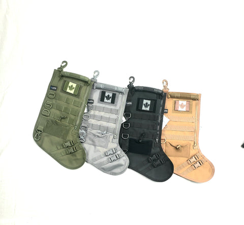Tactical Molle Elite Christmas Stocking