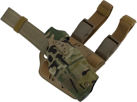 Safariland 6354DO-832-701 ALS, Tactical Holster for Red Dot Optic, Right Hand
