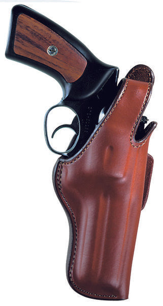 BIANCHI Thumbsnap Suede Lined Belt Holster 10245 S&W 617 6