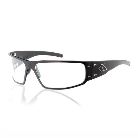 Gatorz MILSPEC Ballistic ANSI Z87+ Black / Inferno Photochromic Anti-Fog