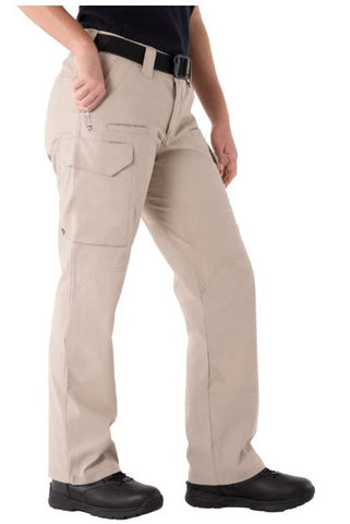 First Tactical Women's V2 Tactical Pants Khaki