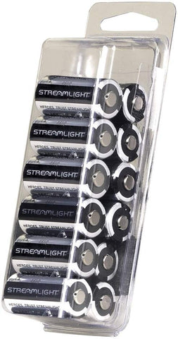 STREAMLIGHT CR123 Batteries 12 Pack