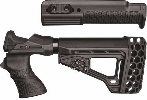 BLACKHAWK Gen III K35001-C Stock and Forend for Mossberg 500