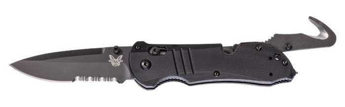 Benchmade Tactical Triage 917SBK