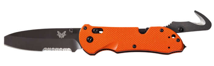 Benchmade Triage 916SBK-ORG