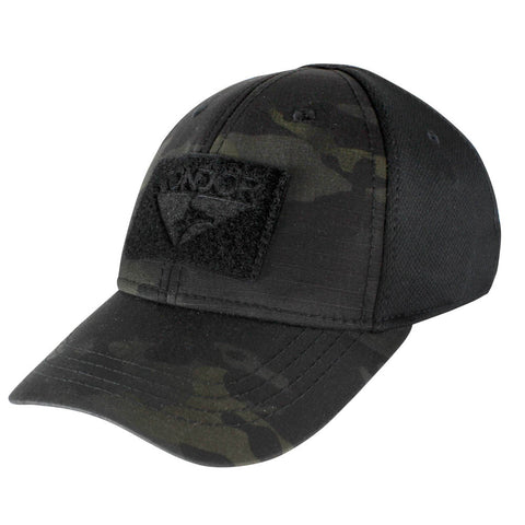 Condor FLEX CAP with Black Multicam
