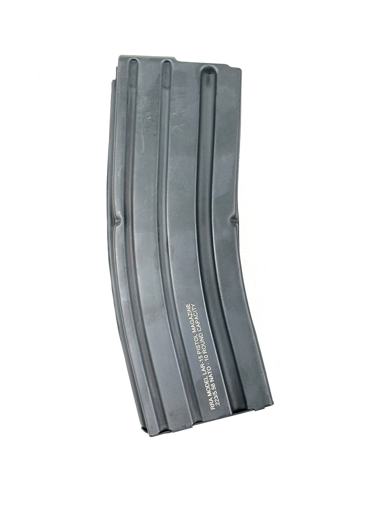 ASC RRA Model LAR-15 Pistol Magazine .223/5.56 10/30 Rounds Capacity