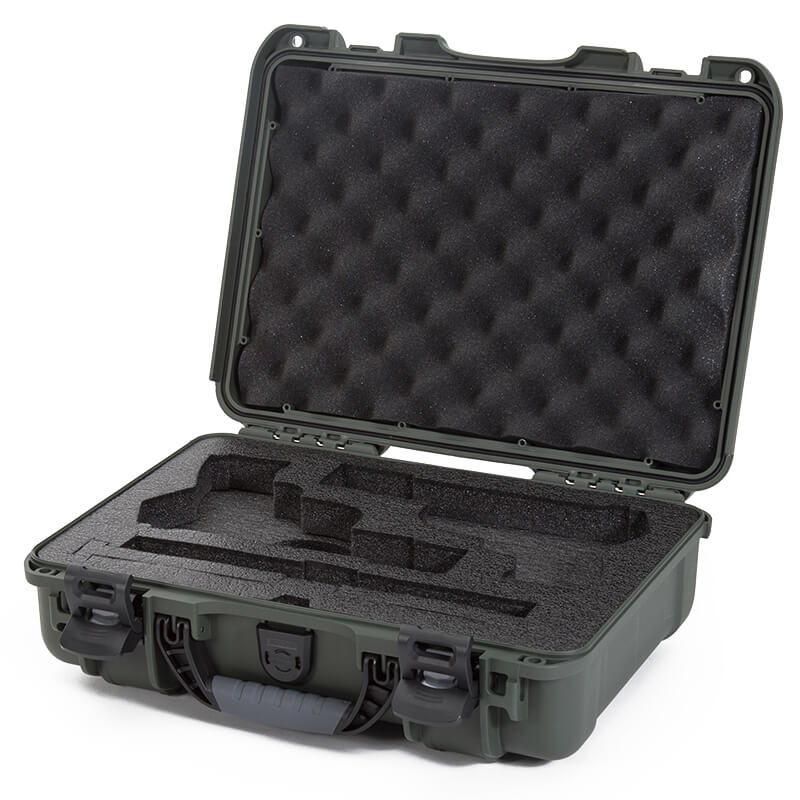 910 2-UP Pistol Case