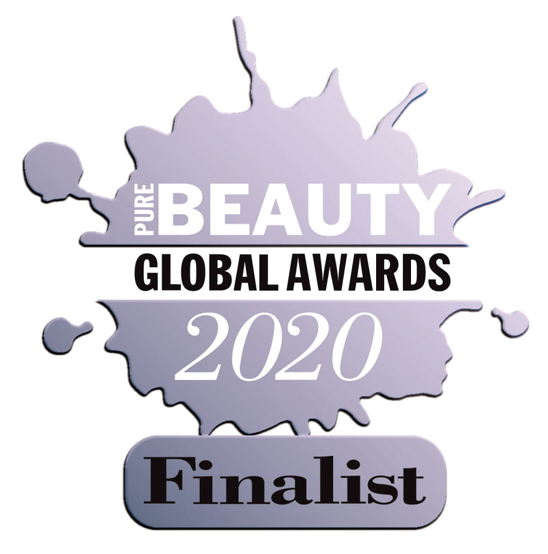 Pure Beauty Global Awards 2020 Finalist Logo