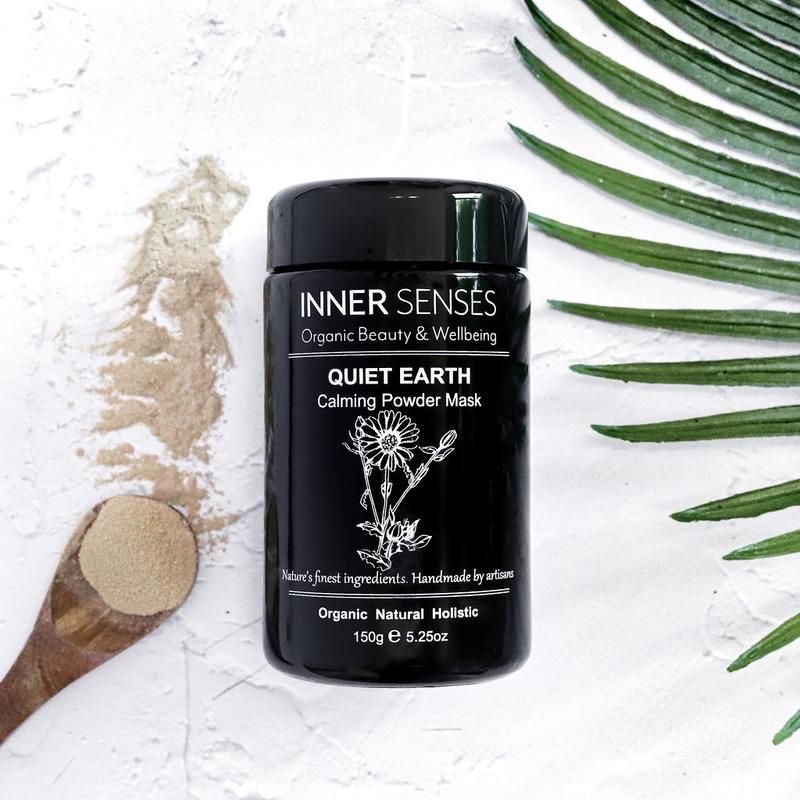 QUIET EARTH  Calming Powder Mask