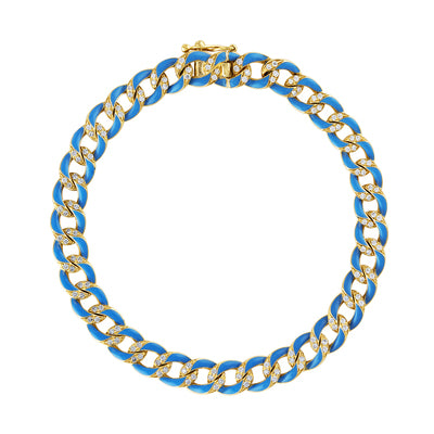 The Bree-Miami Link Chain Bracelet