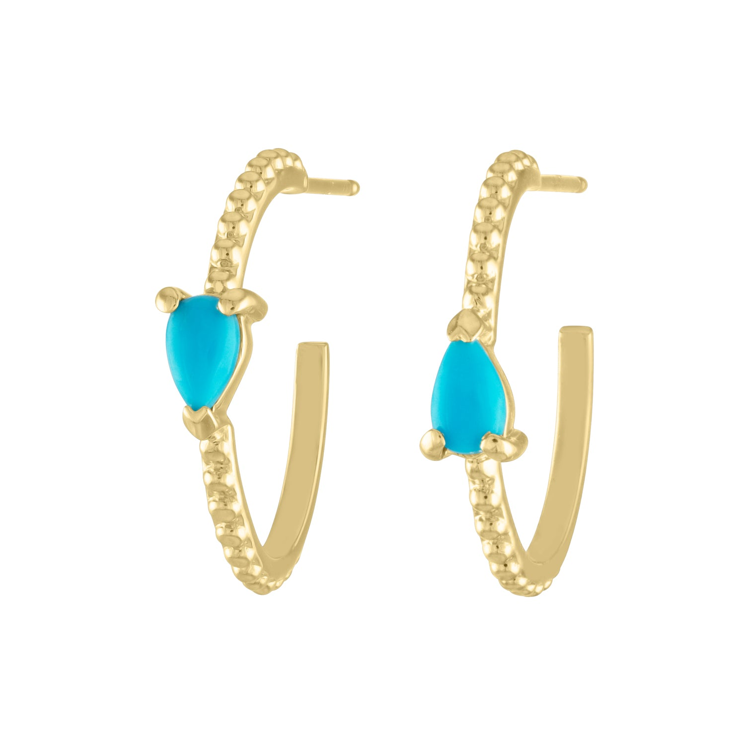 The Cadence Pair  (Turquoise)