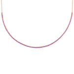 The Pixie Necklace (Amethyst)
