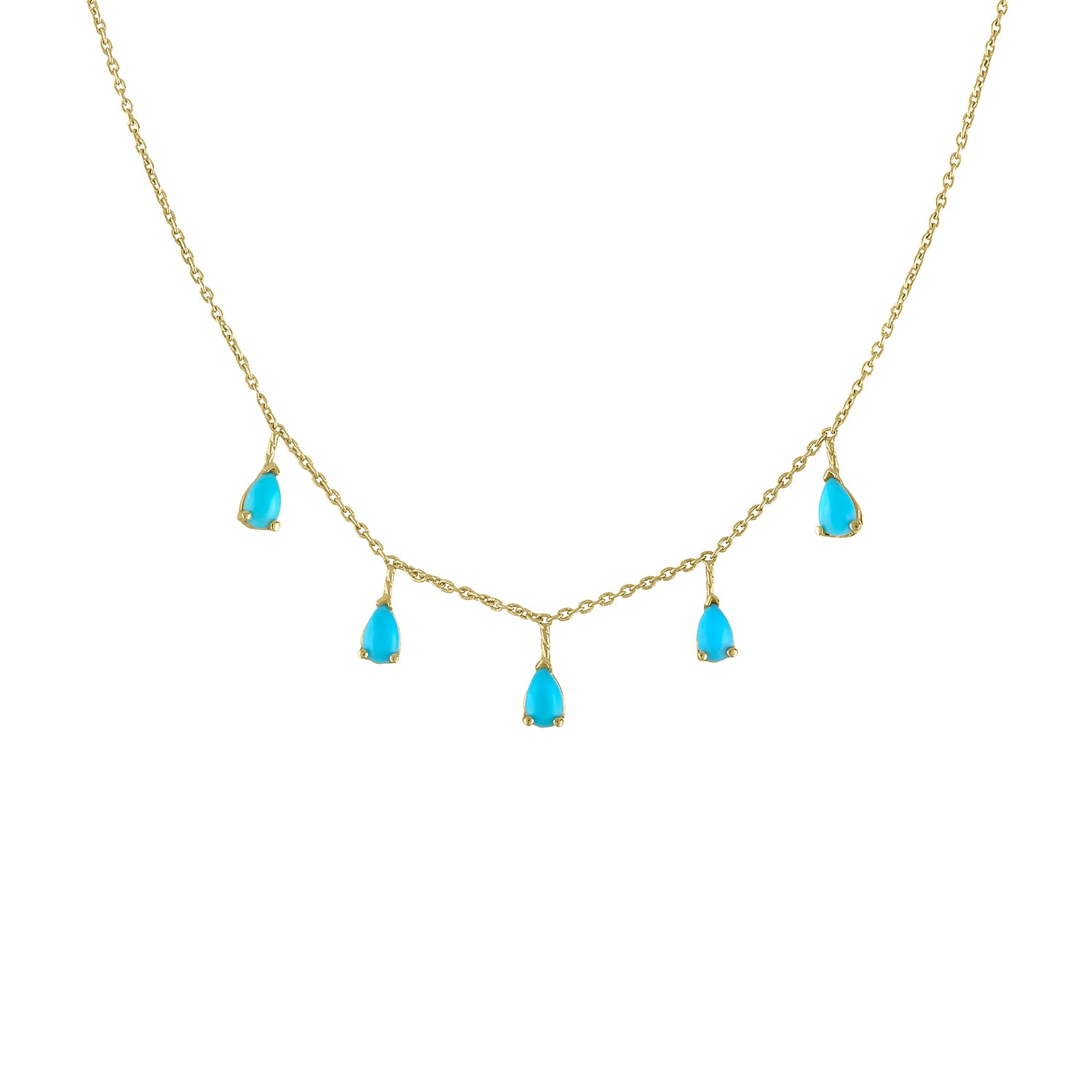The Chloe (Turquoise)