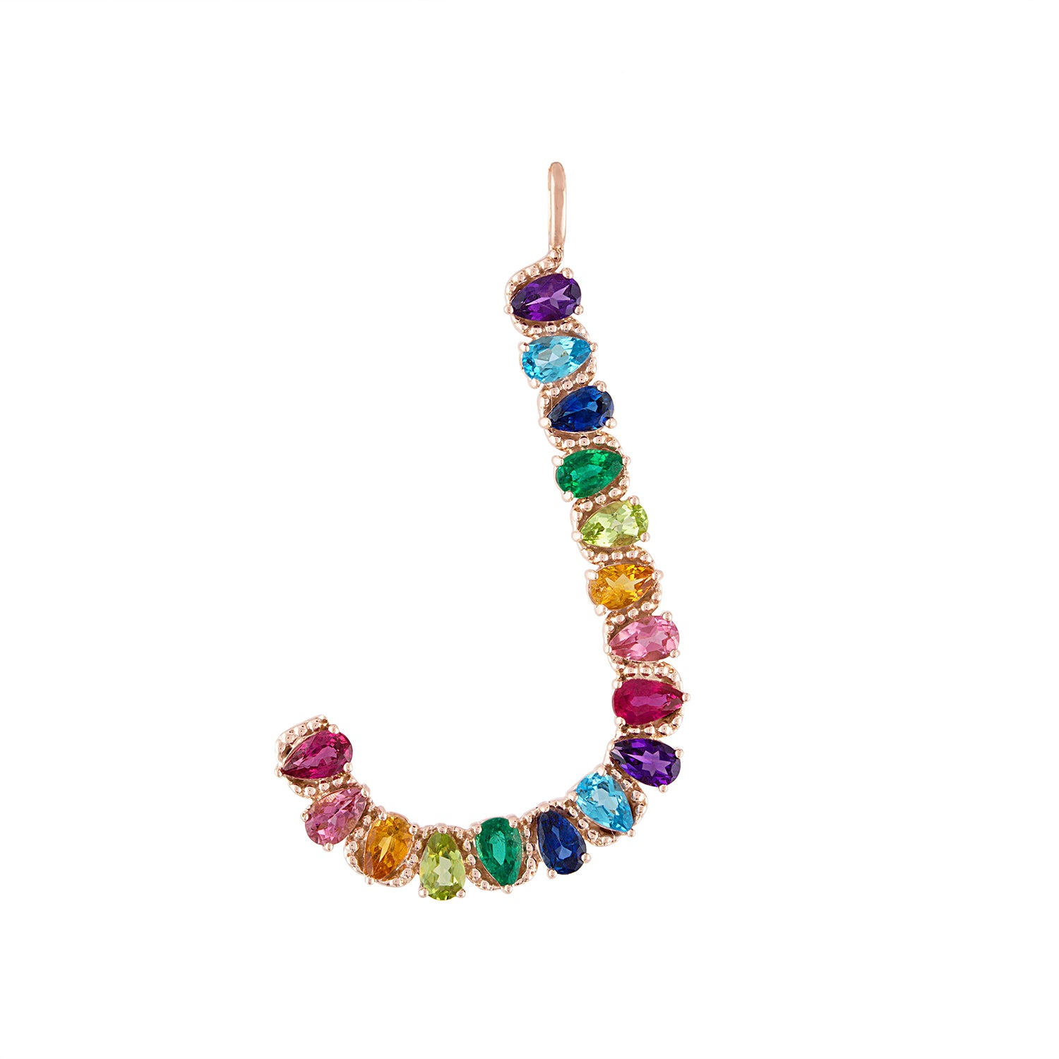 The Paloma Charm (Rainbow)