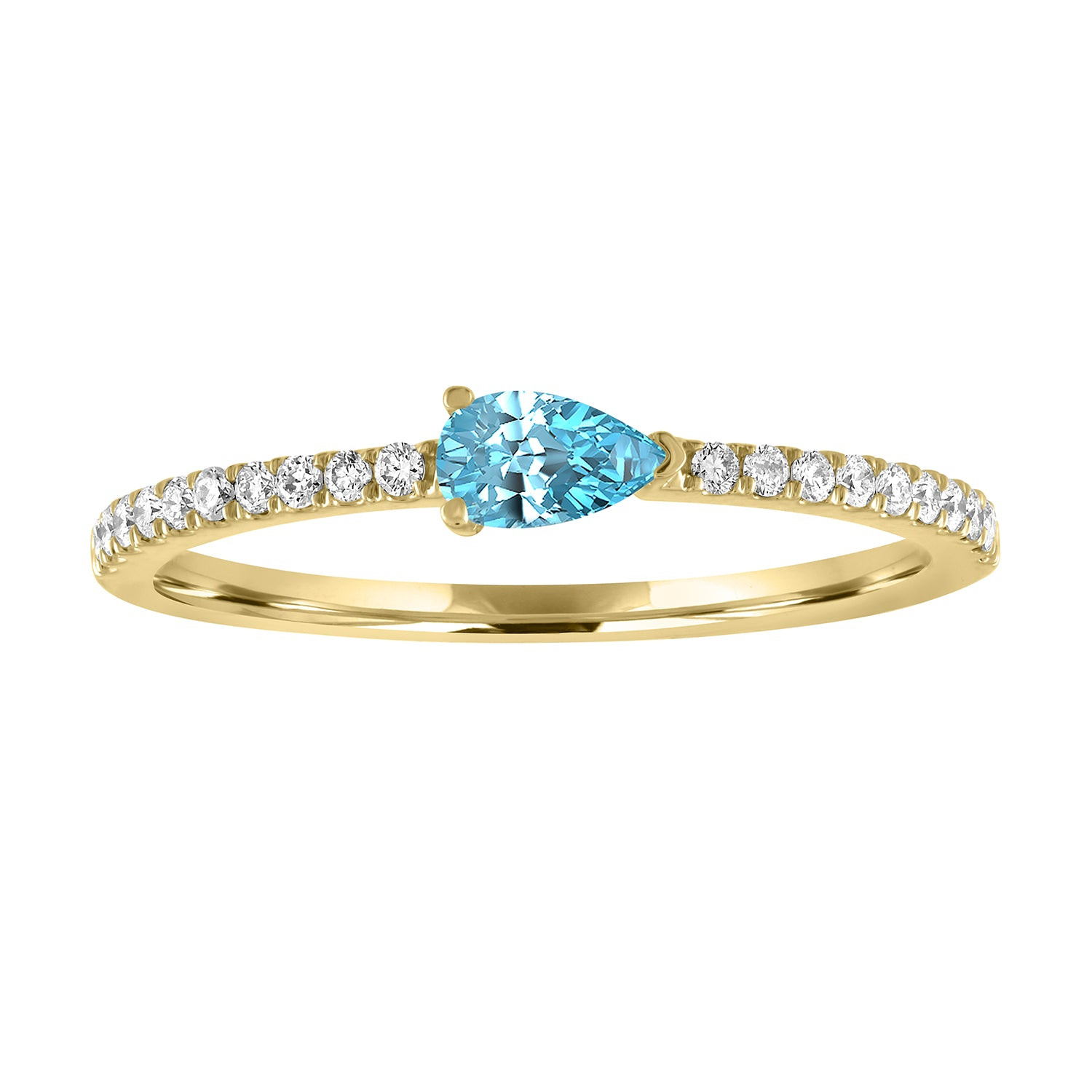 The Layla (Aquamarine)