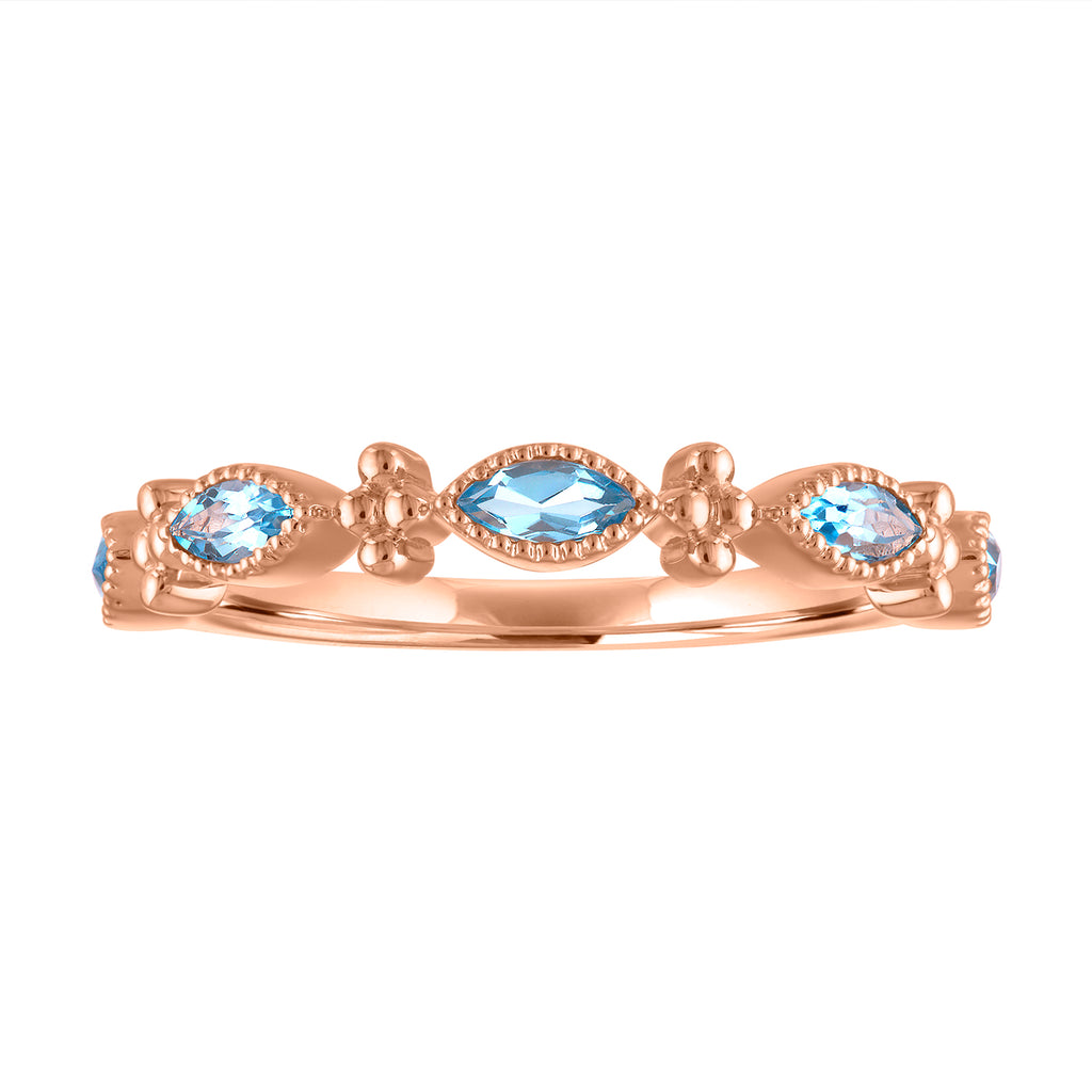 The Izzy (Blue Topaz)
