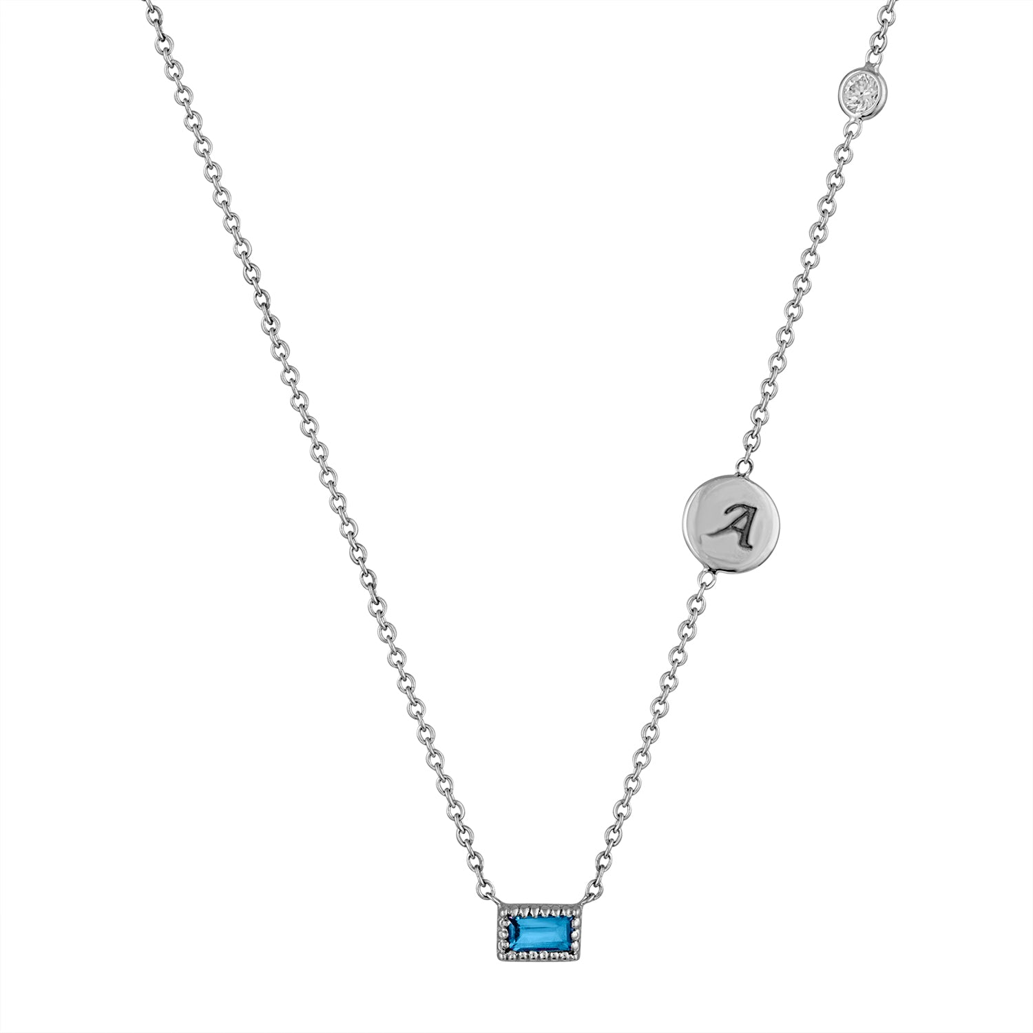 The Michelle (Blue Topaz)