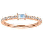 The Julia ring with moonstone center