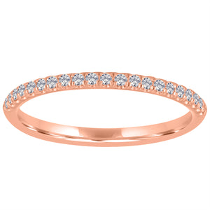classic micro pave band