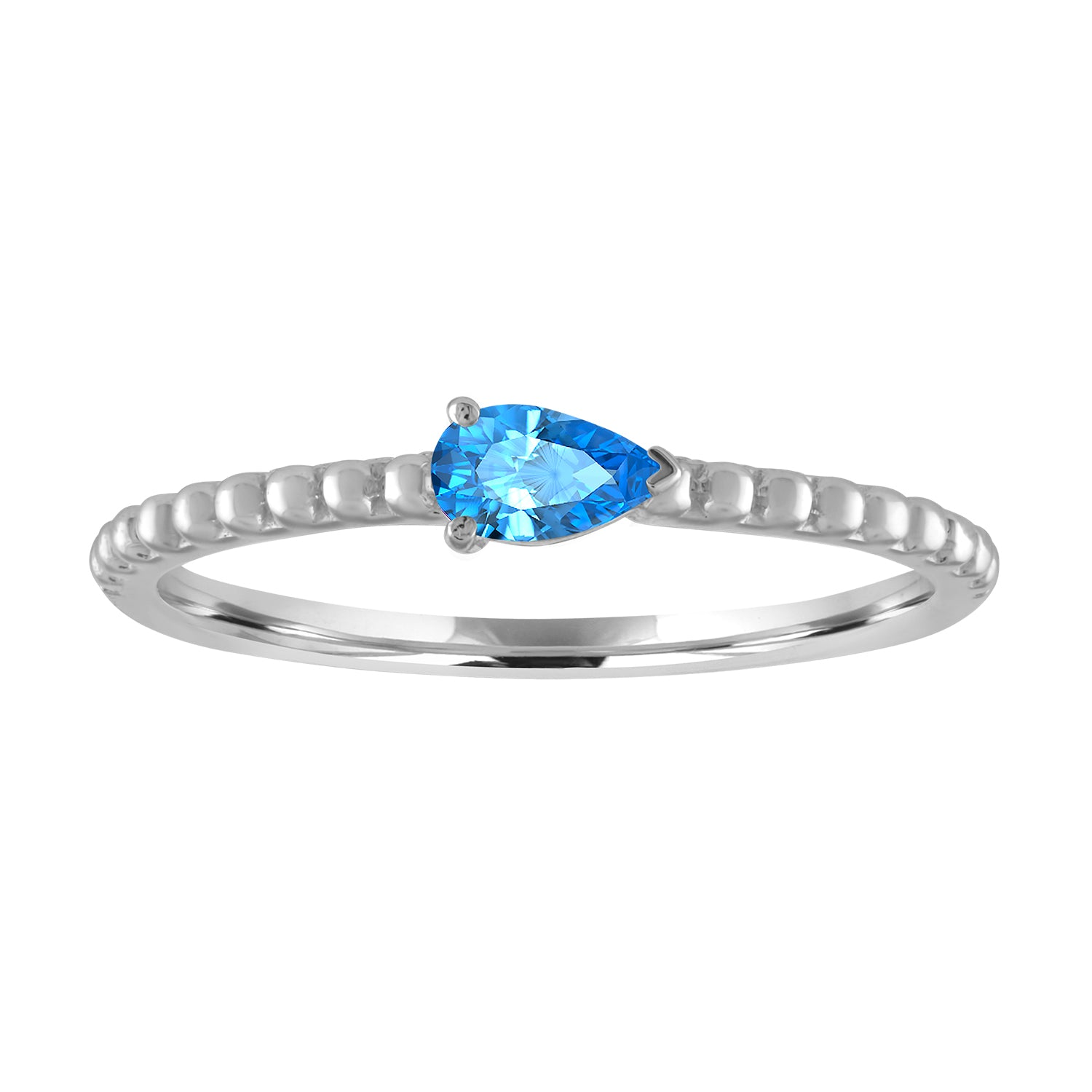 The Posie (Blue Topaz)