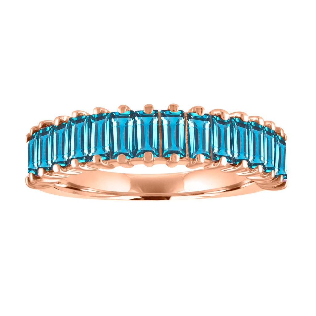 The Cassidy (Blue Topaz)