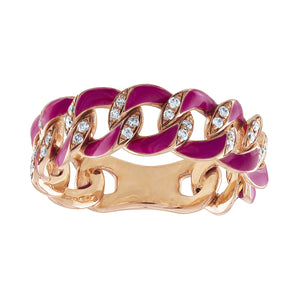 The Carmen-Miami Link Chain Ring