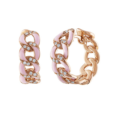 The Veronica -Miami Link Chain Earrings