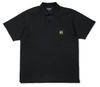 Passport x Carhartt POLO Black/grey