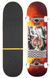 "GLOBE in Flames 8"" Complete Board"